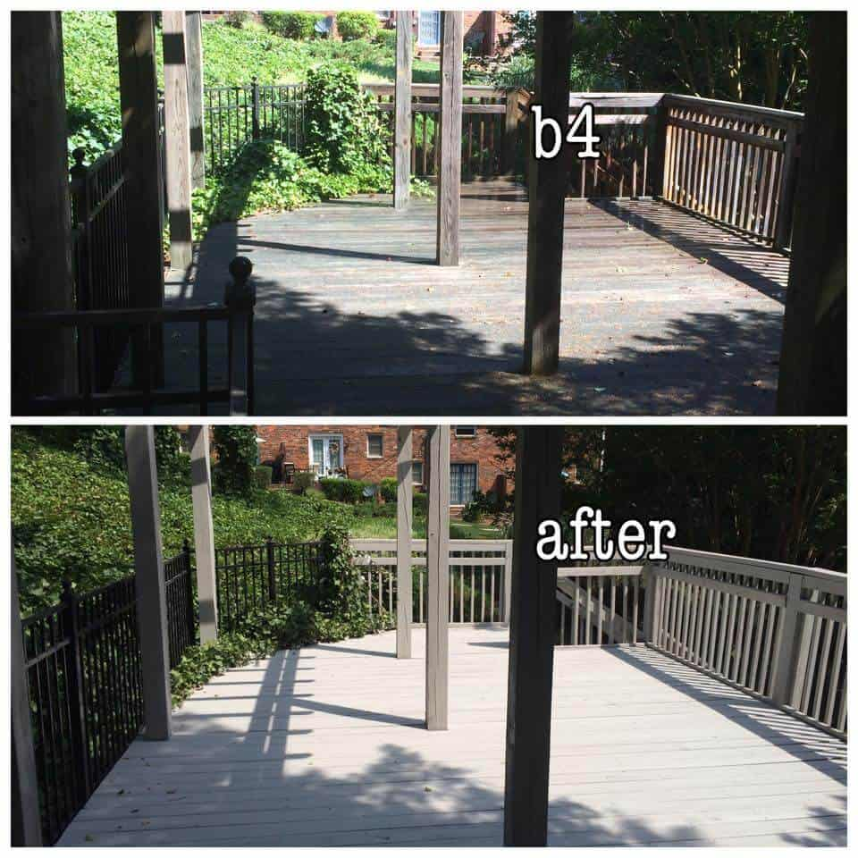 B4 And After DECK